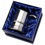 Engraved Cast Pewter Pint Tankard in Presentation Box