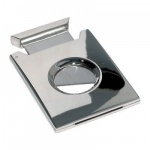 Silver Plated 'Square' Cigar Cutters
