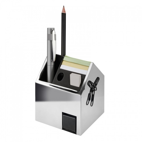House Shaped Desktop Stationery Set