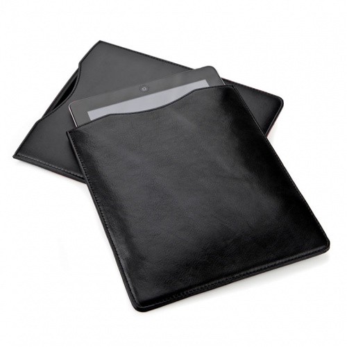 Personalised Leather iPad / Tablet Sleeve
